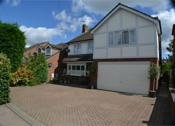 Thumbnail 4 bed detached house for sale in Hansom Road, Hinckley, Leicestershire