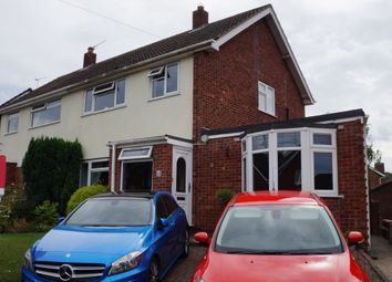 Thumbnail 3 bed semi-detached house for sale in Sherburn Crescent, Scunthorpe
