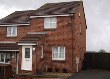 Thumbnail 2 bedroom end terrace house to rent in Orkney Close, Torquay