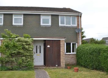 Thumbnail 3 bed end terrace house for sale in Shakespeare Road, Thatcham