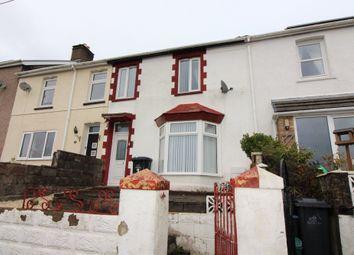Thumbnail 3 bedroom terraced house for sale in Pen Y Graig Terrace, Brynithel, Abertillery