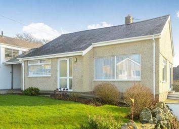 Thumbnail 3 bed bungalow for sale in Llwyn Ynn, Talybont, Gwynedd
