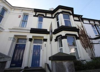 Thumbnail 1 bed detached house to rent in Lisson Grove, Mutley, Plymouth