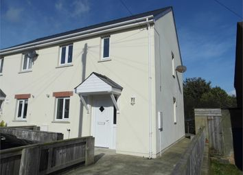 Thumbnail 3 bedroom semi-detached house to rent in Winch Crescent, Haverfordwest, Pembrokeshire