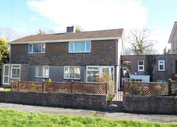 Thumbnail 2 bed semi-detached house for sale in Plymstock, Plymouth, Devon