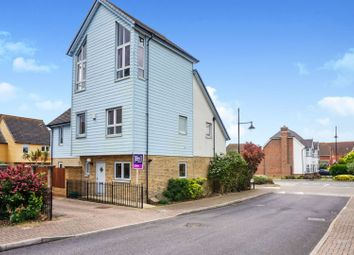 Thumbnail 4 bed detached house for sale in Dunlin Drive, Chatham