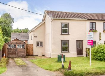 Thumbnail 2 bed semi-detached house for sale in Cley Lane, Saham Toney, Thetford