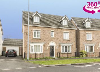 5 bed detached house for sale in De Clare Drive, Radyr, Cardiff CF15