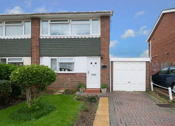 2 bed semi-detached house for sale in Ingleside Crescent, Lancing BN15