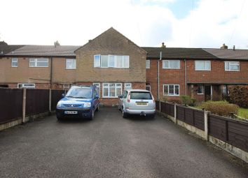 Thumbnail 3 bed terraced house for sale in Prince Charles Avenue, Leek, Staffordshire