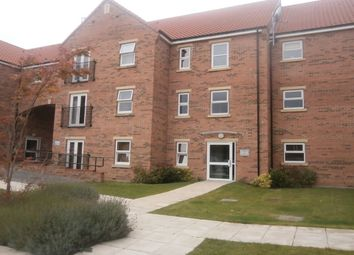 Thumbnail 2 bedroom flat for sale in Cloisters Mews, Bridlington