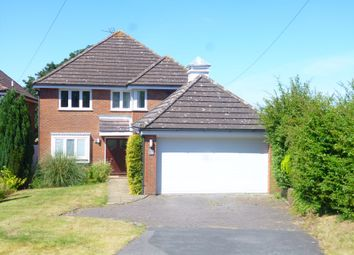 Thumbnail 5 bed detached house to rent in Heath Road, Little Heath, Potters Bar
