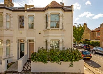 Thumbnail 4 bed end terrace house for sale in Edgarley Terrace, London
