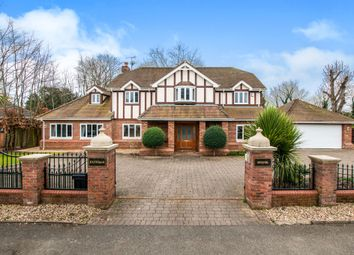 Thumbnail 5 bedroom detached house for sale in Church Road, Maidenhead
