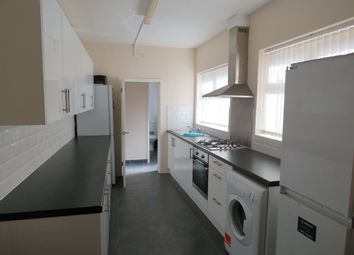 Thumbnail 4 bed terraced house to rent in Leicester Causeway, Coventry