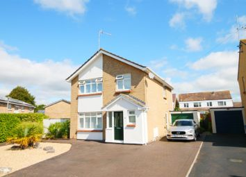 Thumbnail 4 bed detached house for sale in Christopher Crescent, Poole