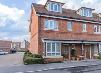 Thumbnail 3 bed end terrace house for sale in Willowbourne, Fleet, Hampshire
