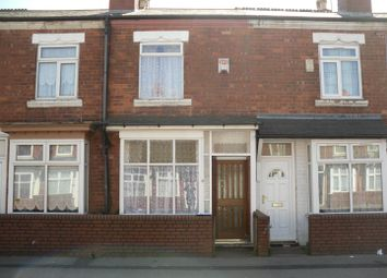 Thumbnail 2 bed terraced house for sale in Markby Road, Winson Green