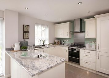 "Thumbnail 4 bed detached house for sale in ""Radleigh"" at Fosse Road, Bingham, Nottingham"