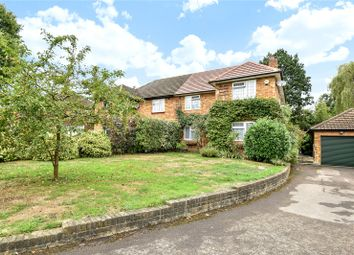 Thumbnail 3 bed semi-detached house for sale in Woodstock Drive, Ickenham, Uxbridge, Middlesex