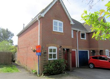 Thumbnail 3 bedroom end terrace house for sale in Coriander Way, Whiteley, Fareham