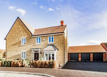 Thumbnail 3 bed semi-detached house to rent in Northdown, Longworth, Abingdon