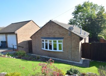 Thumbnail 3 bed detached bungalow for sale in Yokecliffe Drive, Wirksworth, Matlock