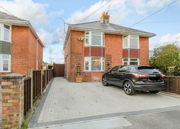 Thumbnail 3 bed semi-detached house for sale in Stannington Crescent, Southampton, Hampshire