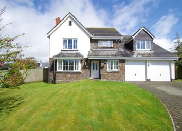 Thumbnail 5 bedroom detached house for sale in Glebe Field, Georgeham, Braunton