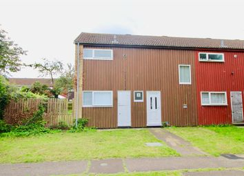 Thumbnail 3 bedroom end terrace house to rent in Lythemere, Orton Malborne, Peterborough