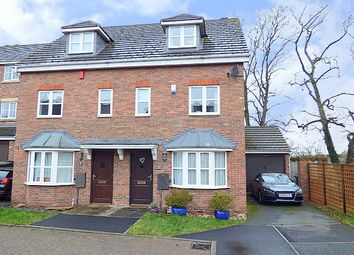 Thumbnail 3 bed semi-detached house for sale in Mallow Drive, Woodland Grange, Bromsgrove
