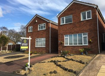 Thumbnail 3 bed link-detached house for sale in Marlow Road, Tamworth