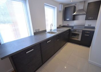 Thumbnail 1 bed flat to rent in Central Court, North Street, Peterborough
