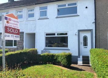 Thumbnail 2 bed terraced house for sale in South Scott Street, Baillieston