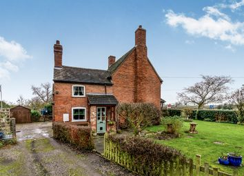 Thumbnail 3 bed cottage for sale in The Green, Elford, Tamworth