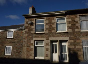 Thumbnail 3 bed terraced house for sale in East End, Redruth, Cornwall