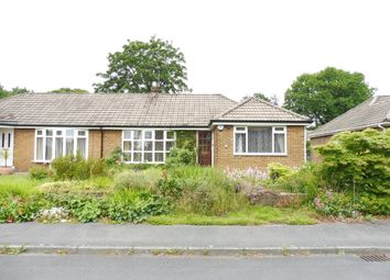 Thumbnail 3 bed semi-detached bungalow for sale in Woodhall Croft, Stanningley, Pudsey