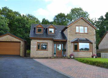 Thumbnail 4 bedroom detached house for sale in Brithwen Road, Waunarlwydd, Swansea