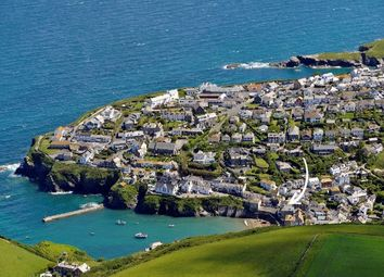 Thumbnail 3 bed property for sale in Lundy Cottage, 30 Fore Street, Port Isaac