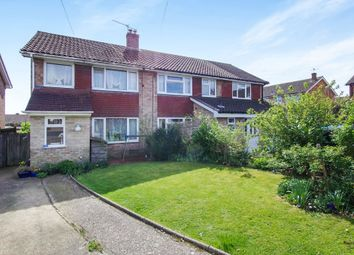 Thumbnail 3 bed semi-detached house for sale in Pine Walk, Uckfield