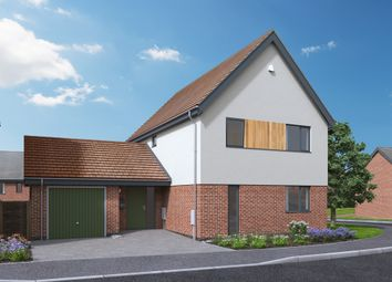 Thumbnail 3 bed detached house for sale in Swans Nest, Brandon Road, Swaffham