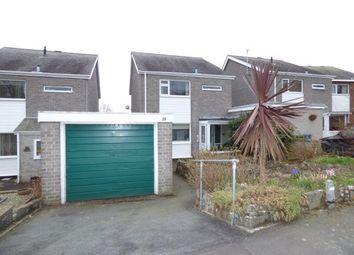 Thumbnail 3 bed detached house for sale in Cae Berllan, Caernarfon, Gwynedd, .