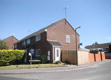 Thumbnail 2 bed end terrace house for sale in Wakefield Close, Freshbrook, Swindon
