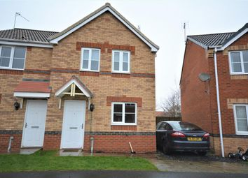Thumbnail 3 bed semi-detached house for sale in Oakley Manor, West Auckland, Bishop Auckland