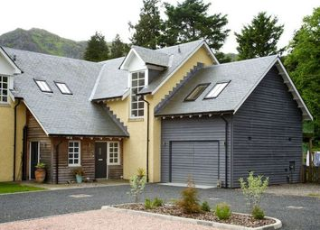 Thumbnail 4 bed semi-detached house for sale in Dundurn Walk, St. Fillans, Crieff