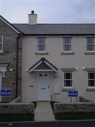 Thumbnail 2 bed terraced house to rent in Vicks Meadow, Hatherleigh, Okehampton