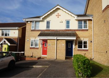 Thumbnail 2 bed terraced house for sale in Moss Way, Dartford