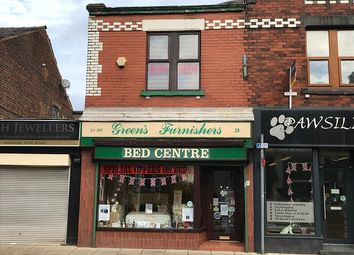 Thumbnail Retail premises for sale in Market Street, Westhoughton