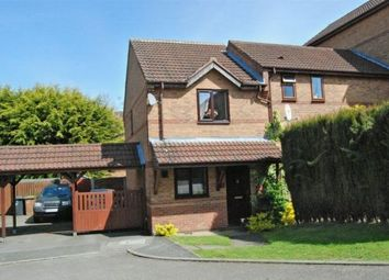 Thumbnail 2 bed semi-detached house for sale in Ericsson Close, Daventry, Northampton