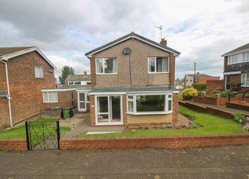 Thumbnail 3 bed detached house for sale in Meldon Way, Winlaton, Blaydon-On-Tyne